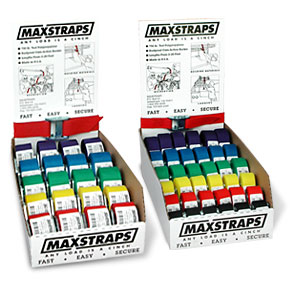 Maxstraps POS Counter Display